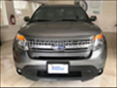 Foto Ford Explorer Limited  usado (2014) color Gris Oscuro precio $345,000