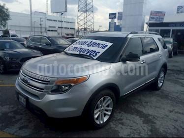 Ford Explorer XLT Base  usado (2013) color Plata precio $249,000