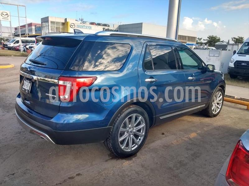 Ford Explorer Limited  usado (2016) precio $360,000