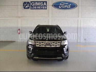 Ford Explorer XLT usado (2019) color Negro precio $720,300