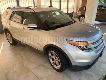 Ford Explorer Limited 4x4 4.6L V8 usado (2013) color Plata precio $330,000