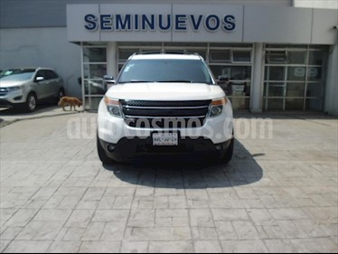 Ford Explorer Limited  usado (2013) color Blanco precio $270,000