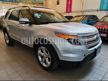 Ford Explorer Limited  usado (2015) color Plata precio $285,500