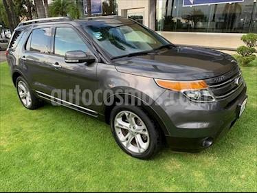 Ford Explorer Limited  usado (2015) color Gris Oscuro precio $398,000