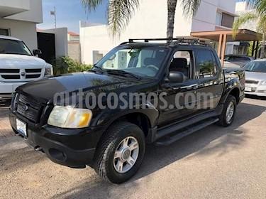 Ford Explorer Sport 4x4 usado (2004) color Negro precio $118,000