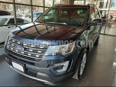 Ford Explorer Limited usado (2017) color Negro Profundo precio $510,000