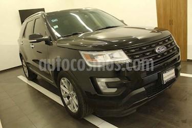 Ford Explorer 5p Limited V6/3.5 Aut usado (2016) color Negro precio $375,000
