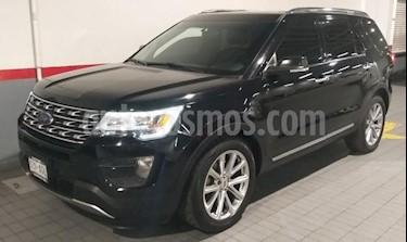 Ford Explorer 5p Limited V6/3.5 Aut usado (2016) color Negro precio $455,000