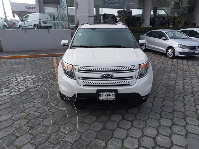 Foto Ford Explorer Limited usado (2015) color Blanco precio $375,000