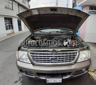 Ford Explorer XLT 4x4 4.6L Sport V8 usado (2005) color Gris precio $95,000