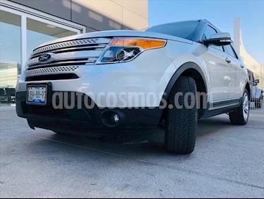 Ford Explorer LIMITED V6 usado (2015) color Plata precio $365,000