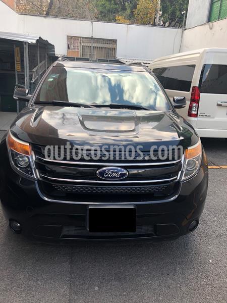 Ford Explorer Limited  usado (2013) color Negro Profundo precio $225,000