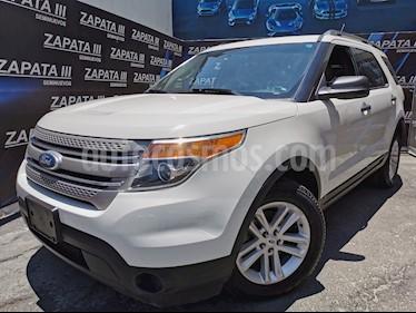 Ford Explorer XLT usado (2012) color Blanco precio $195,000