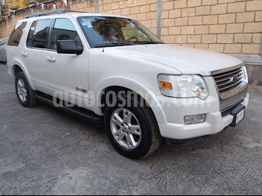 Ford Explorer XLT Base  usado (2011) color Blanco Sueco precio $149,000