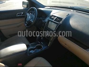 Ford Explorer Limited usado (2016) color Negro Profundo precio $380,000
