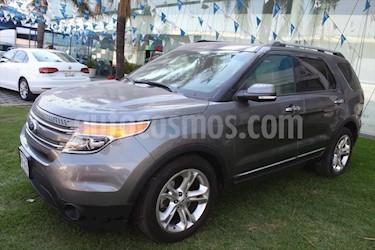 Ford Explorer Limited  usado (2014) color Gris Oscuro precio $345,000