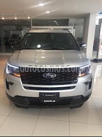 Ford Explorer Sport 4x4 nuevo color Plata Estelar precio $930,800