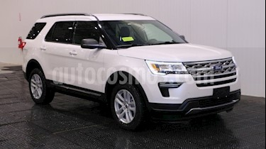 Foto venta carro Usado Ford Explorer Sport Auto. 4x4 (2015) color Blanco