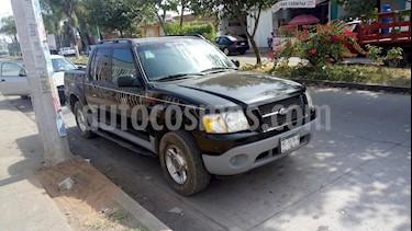 Ford Explorer Sport Trac 4x2 4.0L  usado (2001) color Negro precio $95,000