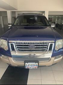 Ford Explorer XLT  4x2 usado (2009) color Azul precio u$s5.600