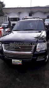 Ford Explorer Xlt 4x4 V6,4.0i,12v A 1 2 usado (2008) color Negro precio u$s5.000