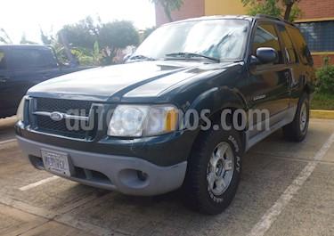 Ford Explorer Sport Auto. 4x4 usado (2001) color Verde precio u$s2.400