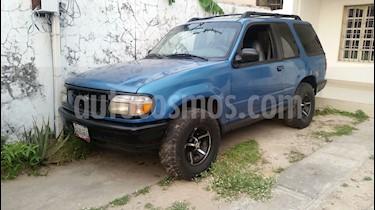 Ford Explorer XLT  4x2 usado (1997) color Azul precio u$s1.600