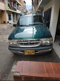 Ford Explorer XLT 4L 4X4 AT usado (1998) color Verde precio $15.000.000