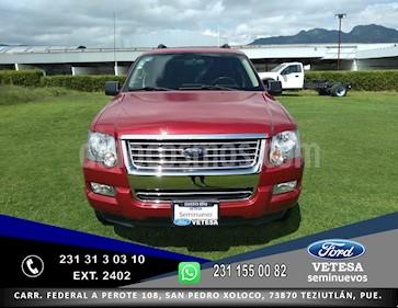 foto Ford Explorer XLT 4x2 4.0L  usado (2010) color Rojo precio $149,000
