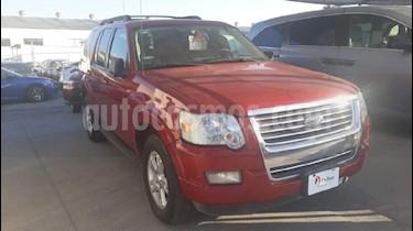 Foto venta Auto usado Ford Explorer XLT 4x2 4.0L (2010) color Rojo precio $124,000