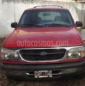 Foto Ford Explorer XLT 4x2 usado (1998) color Rojo precio $260.000