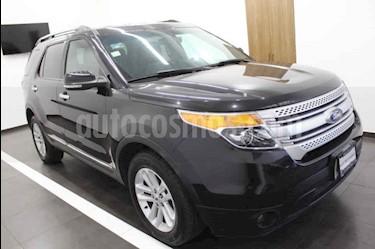 Foto Ford Explorer XLT Base Piel usado (2013) color Negro precio $250,000