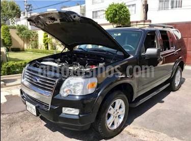 Ford Explorer XLT Base  usado (2009) color Negro Profundo precio $100,000