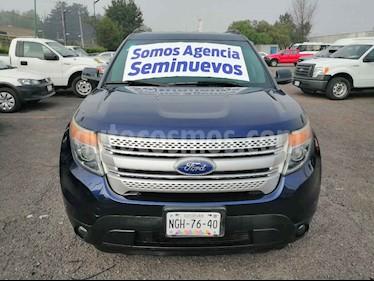 Foto Ford Explorer XLT Base  usado (2011) color Azul precio $205,000