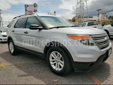 foto Ford Explorer XLT Base  usado (2011) color Plata precio $205,000