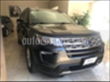 Foto venta Auto usado Ford Explorer XLT Piel (2018) color Gris precio $590,000
