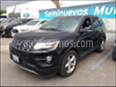 Foto Ford Explorer XLT Piel usado (2016) color Negro precio $399,000