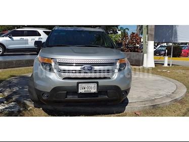 Foto Ford Explorer XLT V6 usado (2013) color Plata Estelar precio $249,000