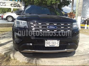 Foto venta Auto usado Ford Explorer XLT V6 (2016) precio $399,000