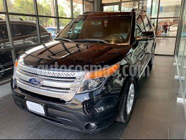 Foto Ford Explorer XLT usado (2013) color Negro Profundo precio $242,000