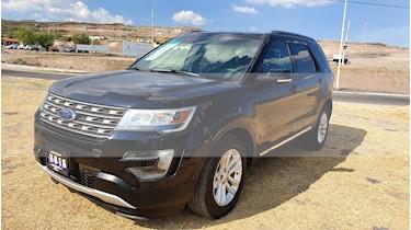 Foto venta Auto usado Ford Explorer XLT (2016) color Negro precio $359,000