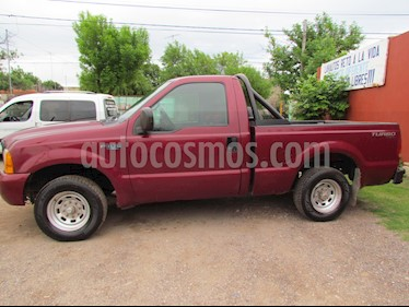 Foto Ford F-100 3.9L DSL XL 4x2 Cummins S-Duty Ac usado (2000) color Bordo precio $425.000