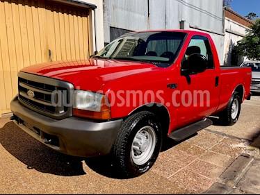 Foto venta Auto usado Ford F-100 3.9L DSL XL 4x2 Cummins (2005) color Rojo precio $499.000