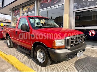 Foto venta Auto usado Ford F-100 3.9L TDi 4x2 XL  (2005) color Rojo precio $529.000