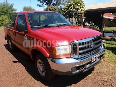 Foto venta Auto Usado Ford F-100 3.9L TDi XL 4x2 Plus (2004) color Rojo precio $346.000