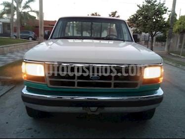 Foto venta Auto usado Ford F-100 3.9L TDi XL 4x2 (1998) color Blanco precio $395.000