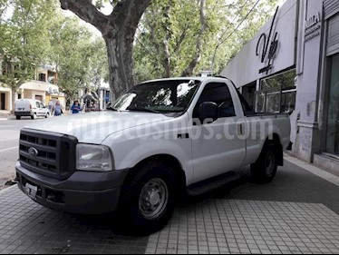 Foto venta Auto Usado Ford F-100 3.9L TDi XL Plus 4x2 Cabina Simple (2010) color Blanco precio $590.000
