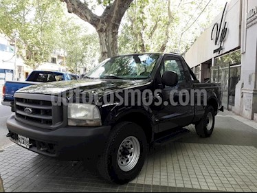 Foto venta Auto Usado Ford F-100 3.9L TDi XL Plus 4x2 Cabina Simple (2006) color Negro precio $440.000