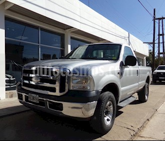 Foto venta Auto usado Ford F-100 3.9L TDi XL Plus 4x4 Cabina Simple (2010) color Gris Claro precio $715.000