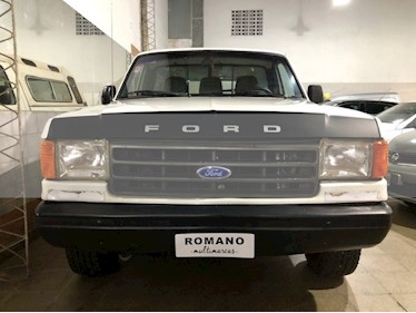 Foto venta Auto usado Ford F-100 4.9L i XLT 4x2 (1994) color Blanco precio $300.000
